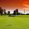 A view of green at Apollo Beach Golf Club
