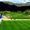 View of the 12th hole from the Ranch course at Tonto Verde Golf Club