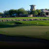 TPC Las Vegas: View from #18