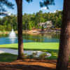 A view from the National Course at Reynolds Lake Oconee