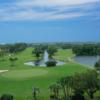 A view of greens #6 and #12 at Seminole Lake Country Club