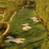 Old Corkscrew: Aerial view of the 16th hole