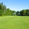 A view from the 16th fairway at French River Golf Course.