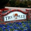 True Blue Plantation sign (E. DeBear)
